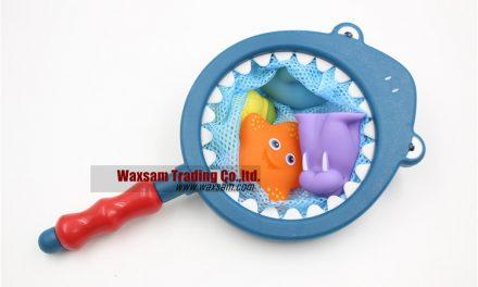 Kids Bath Water Toys Fishing Net /Floating Animals Toy