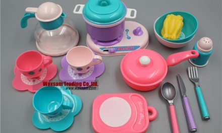 Kids Dishes and Utensils Kitchen play set
