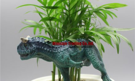 Solid Simulation Indominus Rex Dinosaur Model