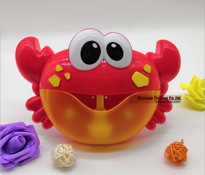 Crab Bubble Machine | Automatic Durable Bubble Blower for Kid